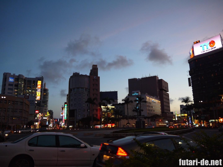 台湾 台鉄台南駅前