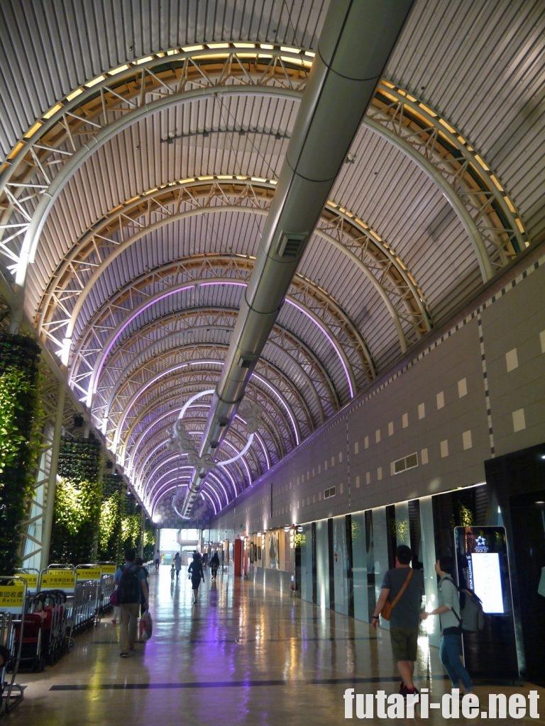 台湾 高雄国際空港