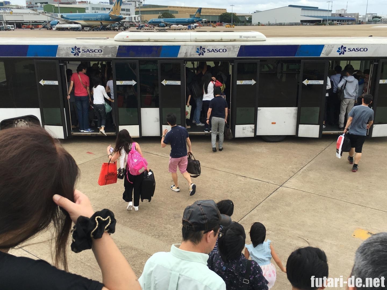 ベトナム タンソンニャット国際空港