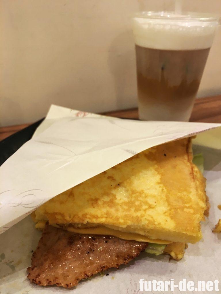 台湾 台北 Mr.Lin's 法式豬排+起司