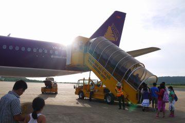 フーコック国際空港 ベトナム航空