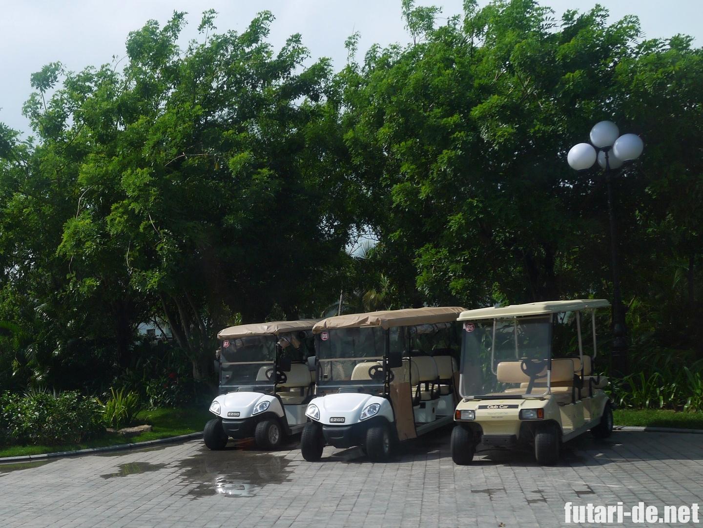 ベトナム ビンパールフーコックリゾート