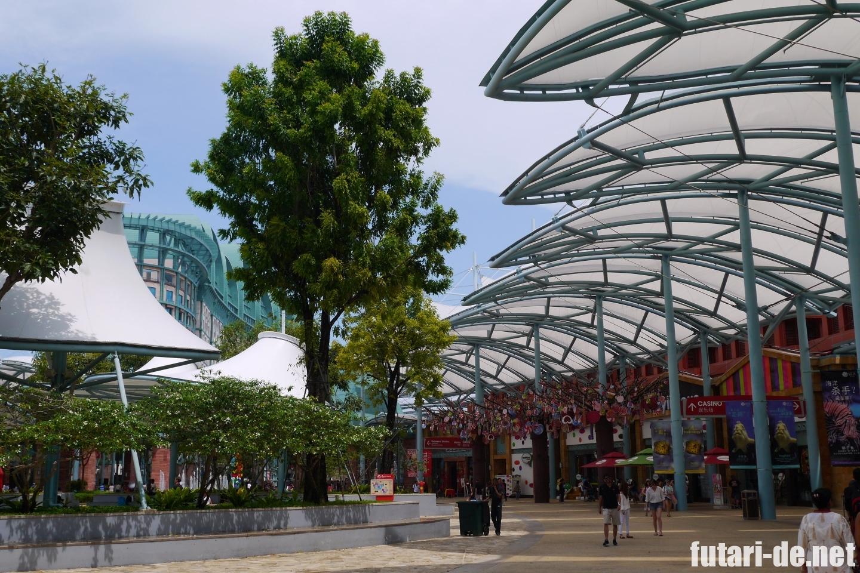 シンガポール セントーサ島