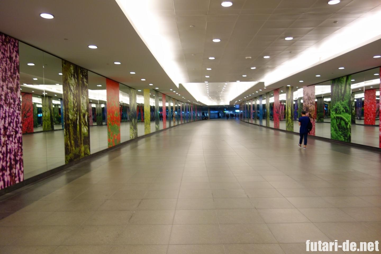 シンガポール ベイフロント駅