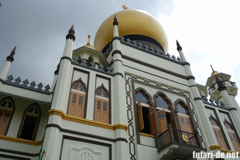 シンガポール サルタン・モスク