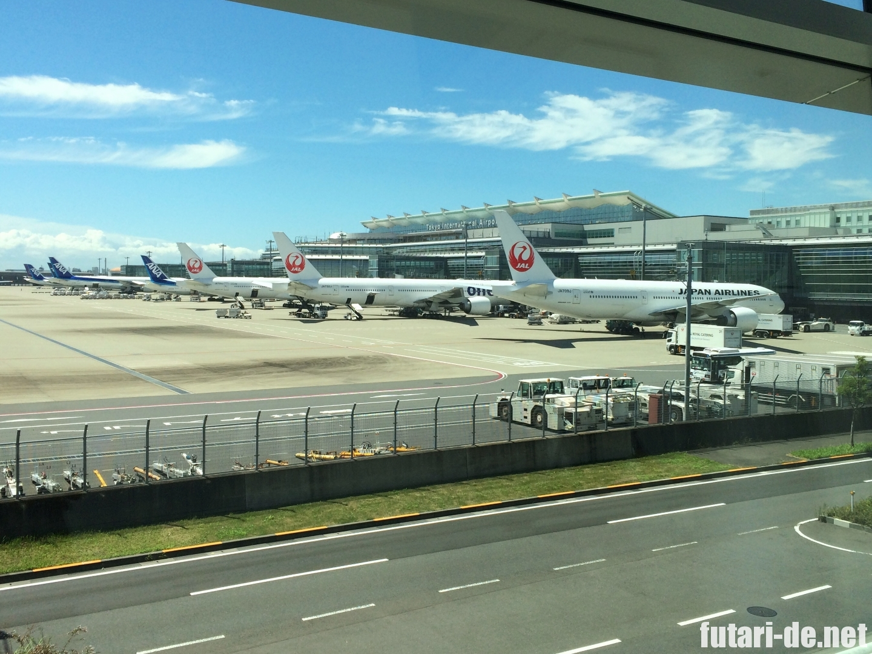 羽田 羽田国際空港ターミナル 日本航空