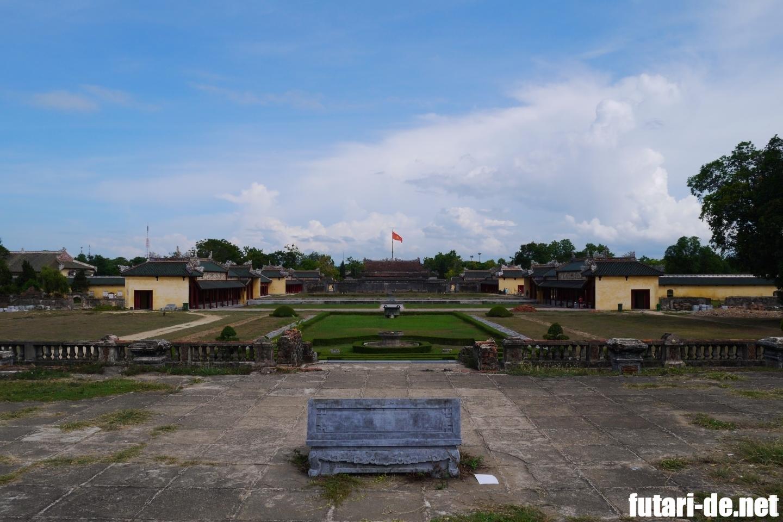 ベトナム フエ グエン朝王宮 紫禁城