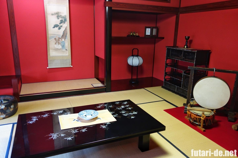 石川県 金沢 西茶屋街 金沢市西茶屋資料館