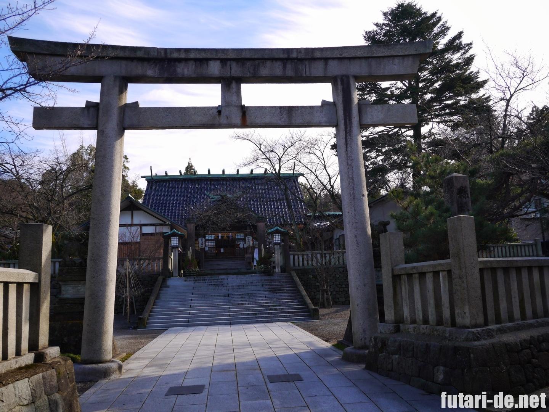 石川県 金沢 ひがし茶屋街 宇田須神社