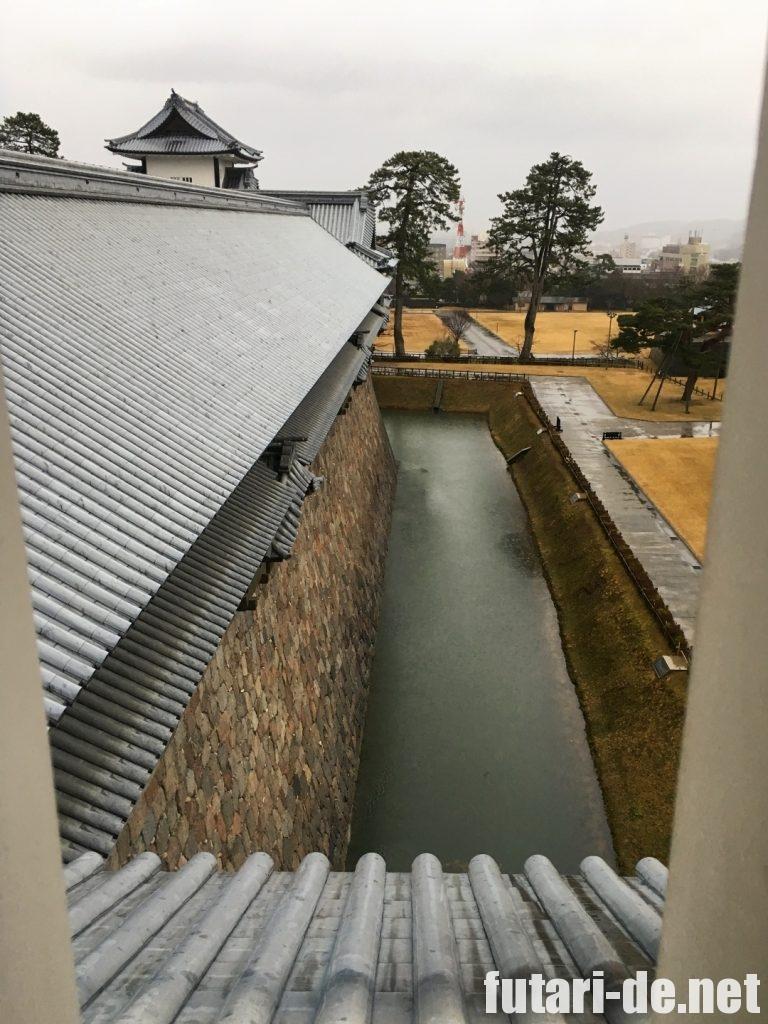 石川県 金沢 金沢城 100名城 菱櫓 五十間長屋