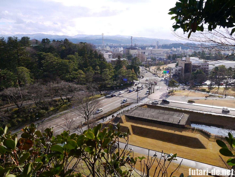 石川県 金沢 金沢城 金沢城公園 辰巳櫓跡