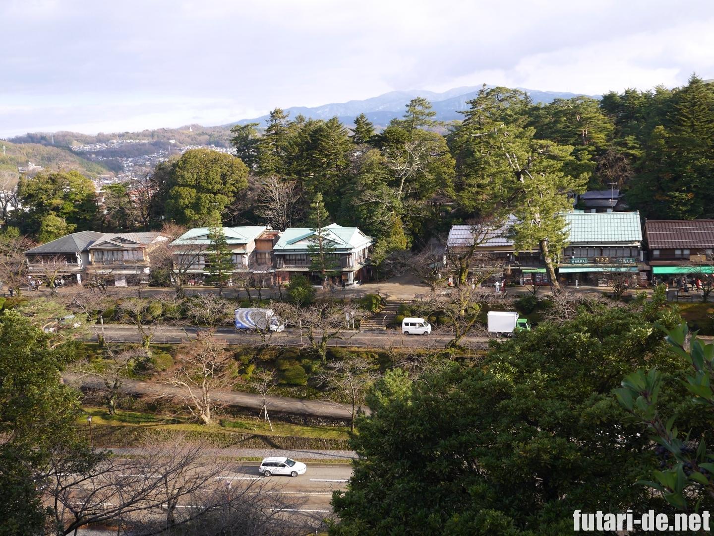 石川県 金沢 金沢城 金沢城公園 丑寅櫓跡