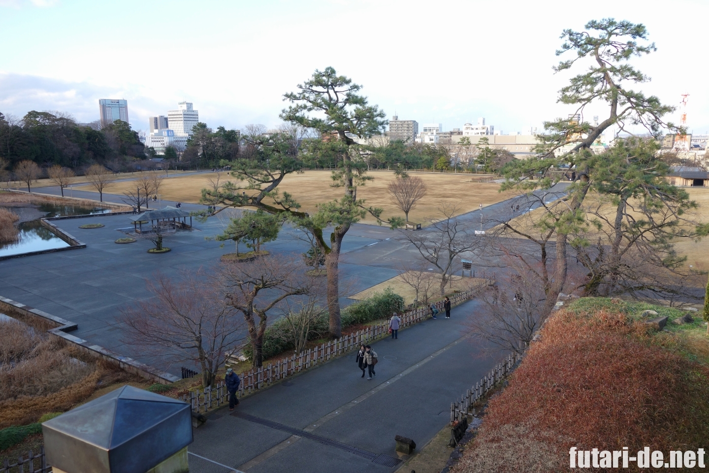 石川県 金沢 金沢城 金沢城公園 河北門