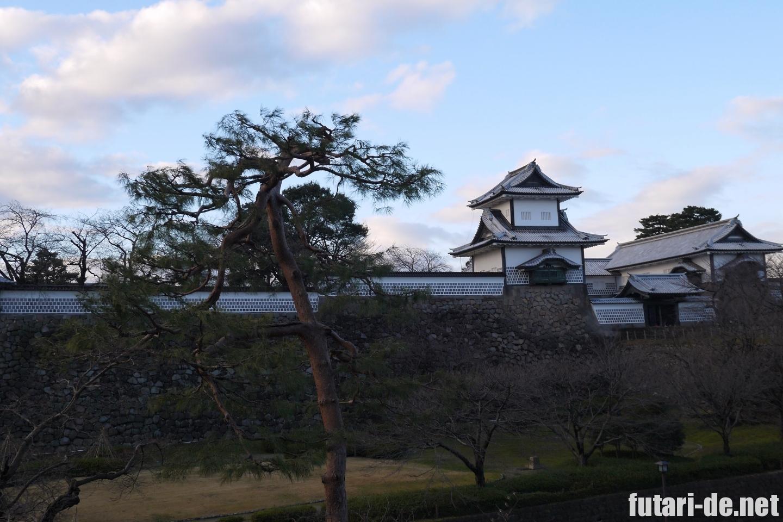 石川県 金沢 金沢城 金沢城公園 石川門