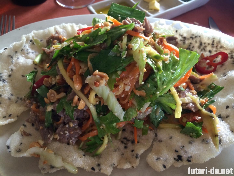 ベトナム フエ アナマンダラ・フエ LAGOON ラグーンレストラン ランチ