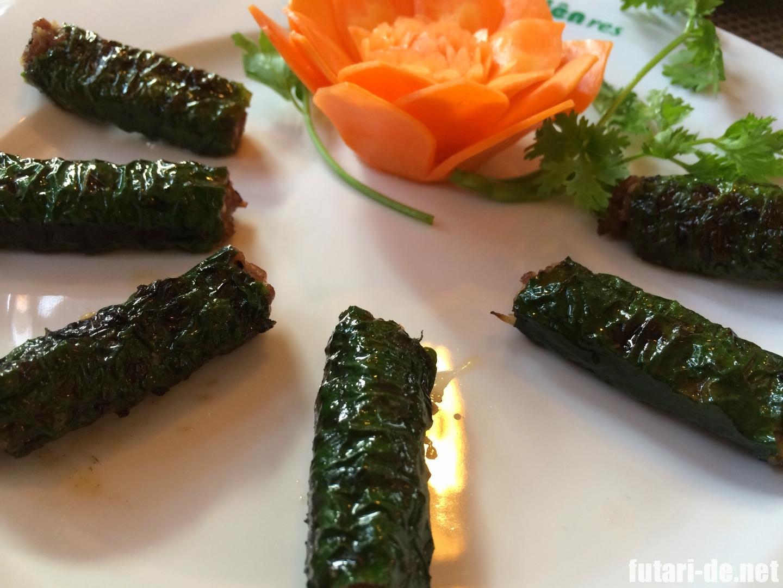 ベトナム フエ レストラン HOA VIEN