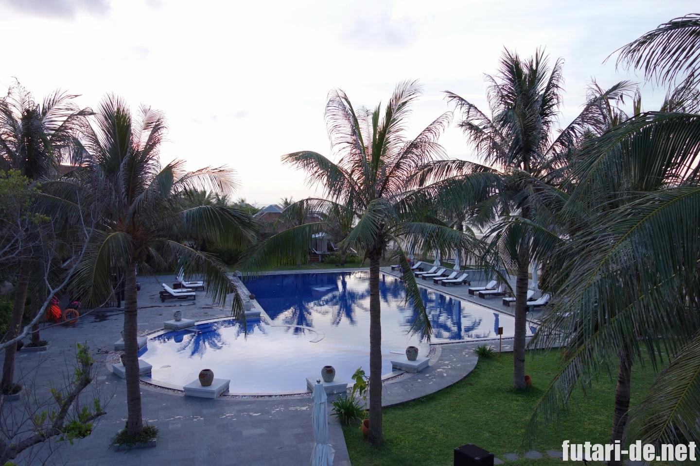 ベトナム フエ アナマンダラフエ ホテル プール