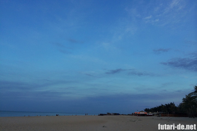 ベトナム フエ アナマンダラフエ ホテル ビーチ