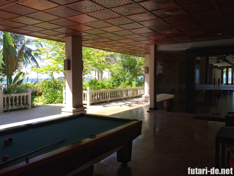 ベトナム フエ アナマンダラフエ ホテル ラグーンレストラン