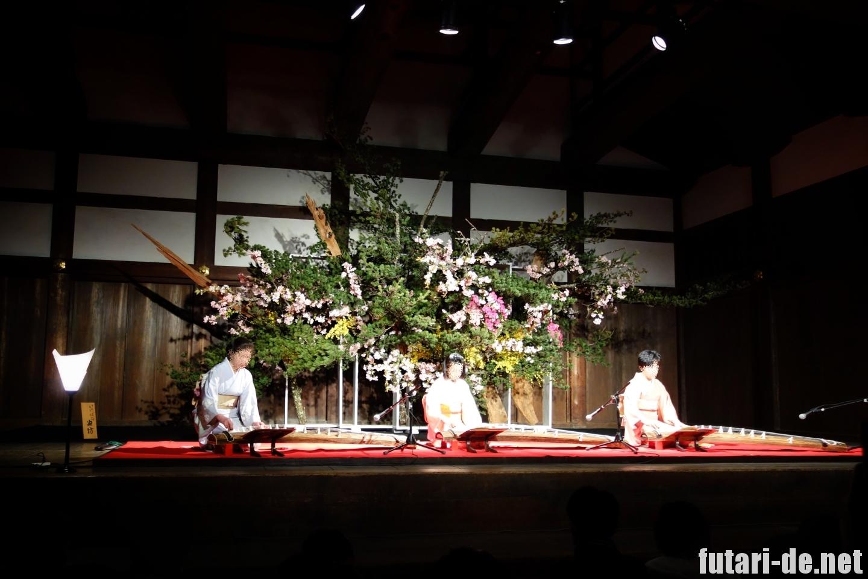 京都府 京都 二条城 100名城 二の丸台所 ライトアップ