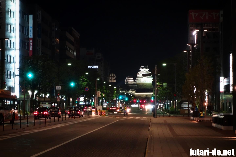 兵庫県 姫路市 姫路駅前 姫路城