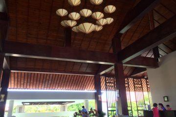 ベトナム フエ アナマンダラフエ ホテル フロント