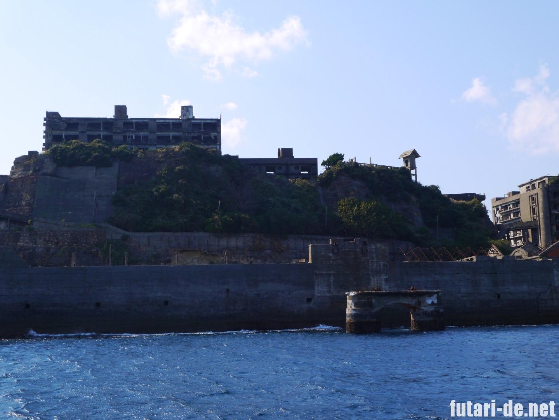 長崎県 長崎市 軍艦島 端島 世界遺産 端島神社