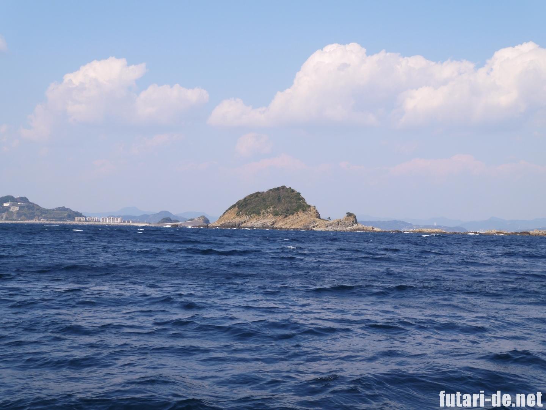 長崎県 長崎市 軍艦島 端島 世界遺産 中ノ島