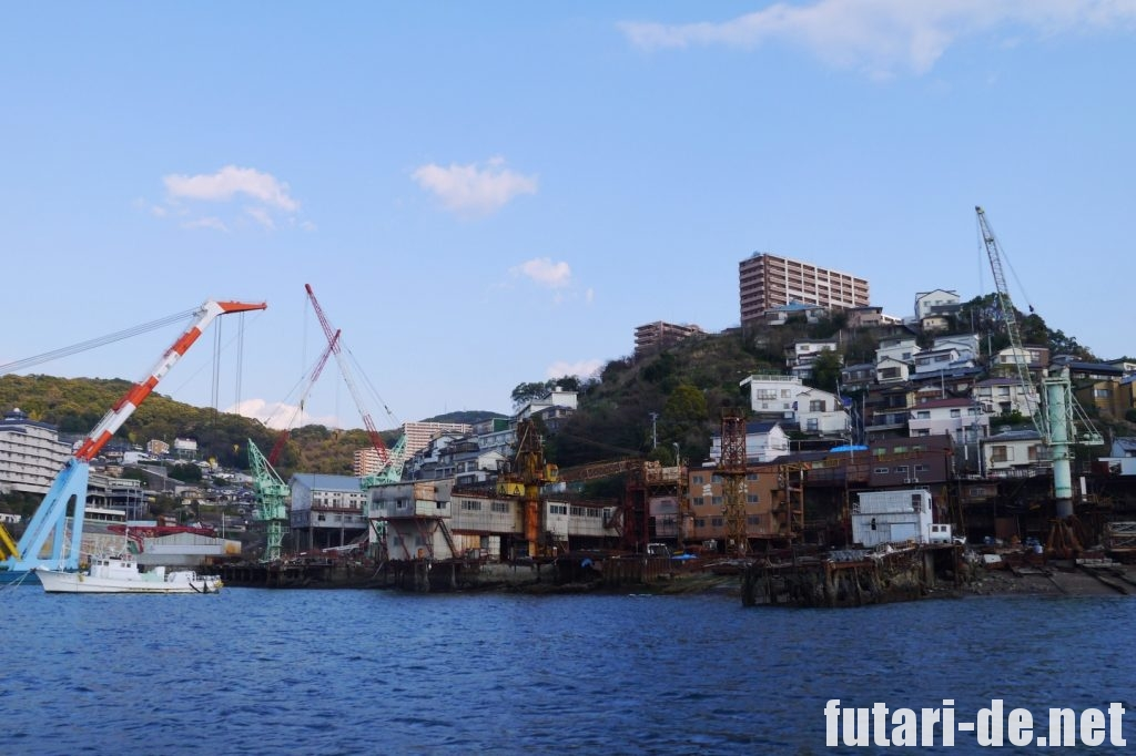 長崎県 長崎市 長崎造船所