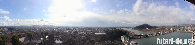愛知県 名古屋市 犬山市 犬山城 100名城
