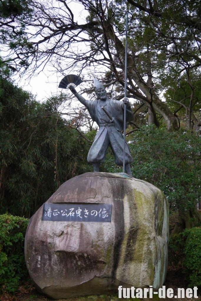 愛知県 名古屋市 名古屋城 100名城 加藤清正
