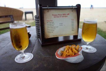 マレーシア コタキナバル シャングリララサリア Sampan Bar