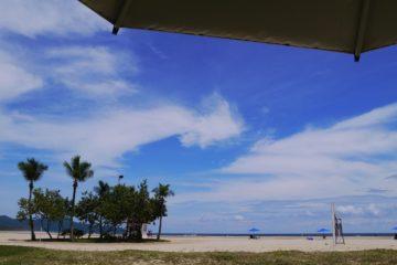 マレーシア コタキナバル シャングリララサリア ビーチ