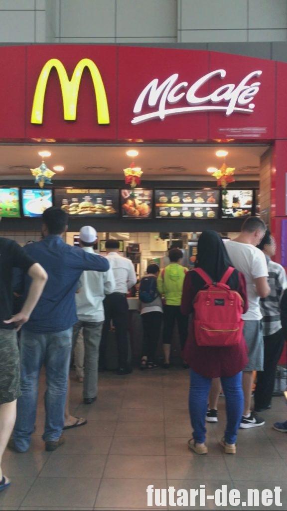 マレーシア コタキナバル国際空港 国内線