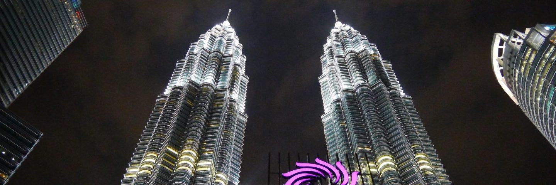 マレーシア クアラルンプール SURIA KLCC ペトロナスツインタワー