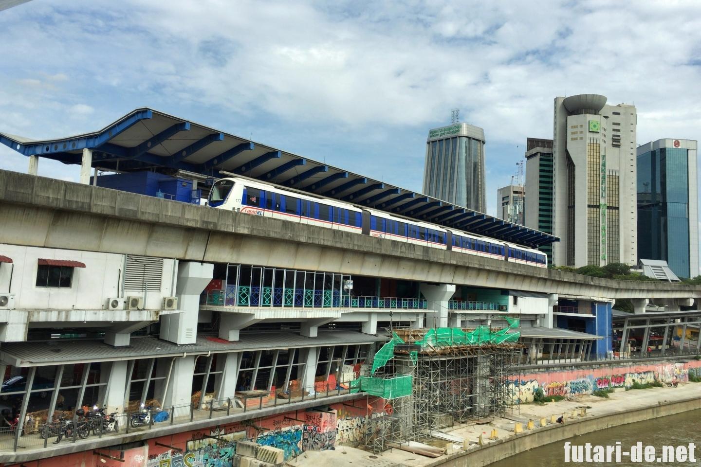 マレーシア クアラルンプール Pasar Seni