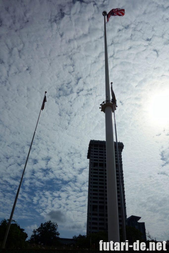 マレーシア クアラルンプール ムルデカ スクエア