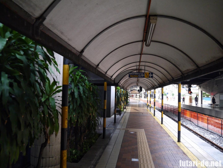 マレーシア クアラルンプール クアラルンプール駅 改札