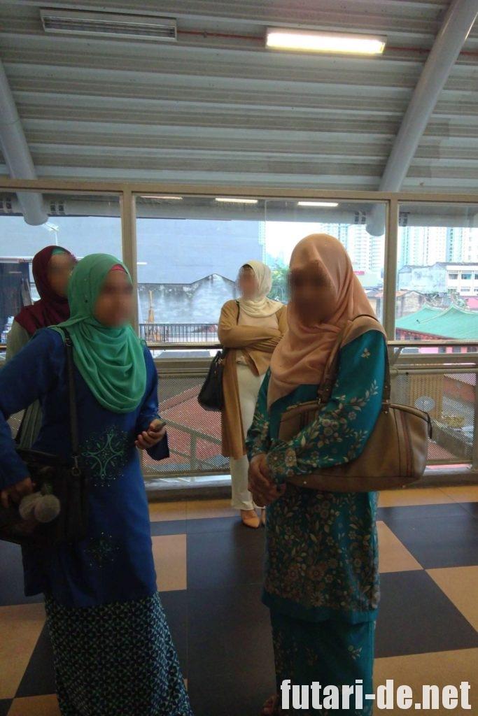マレーシア クアラルンプール モノレール KLセントラル駅