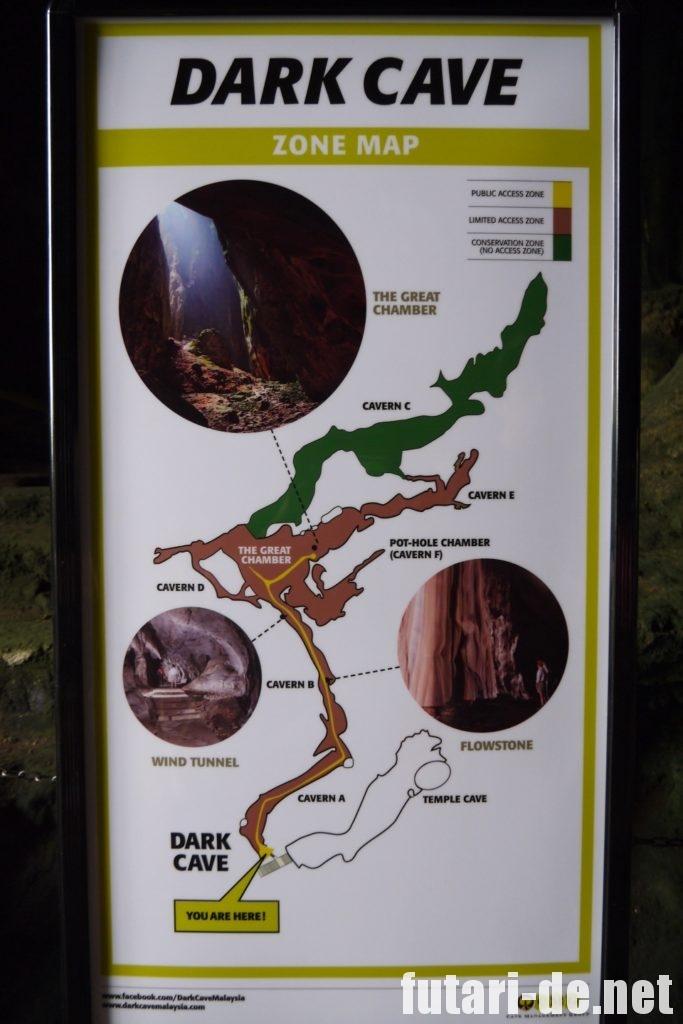 マレーシア バトゥ洞窟 バトゥケイブ ダークケイブ