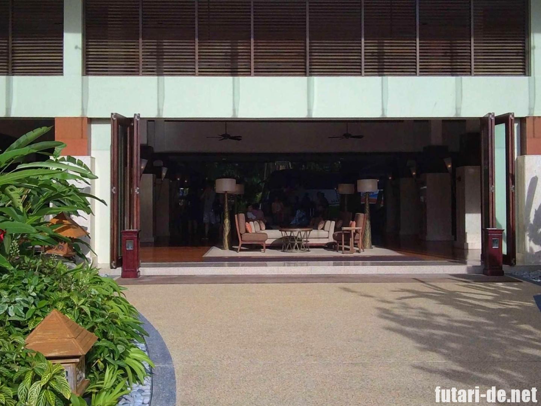 マレーシア コタキナバル シャングリ・ラ ラサリアリゾート & スパ オーシャンウィング