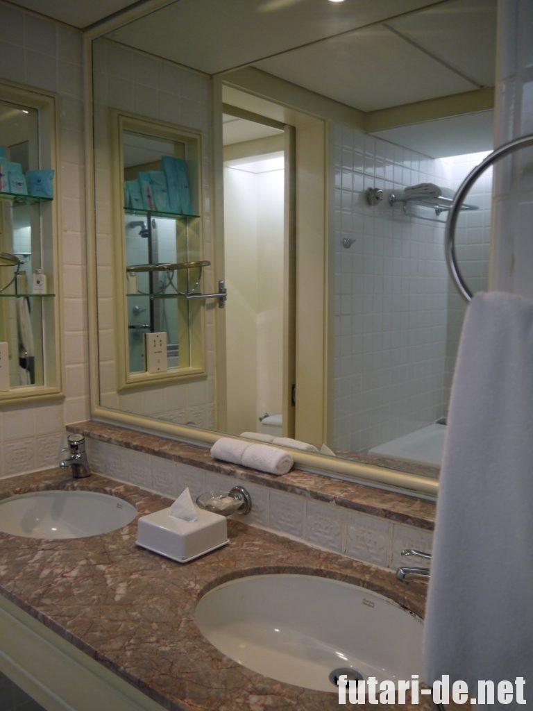 マレーシア クアラルンプール イスタナホテル 客室