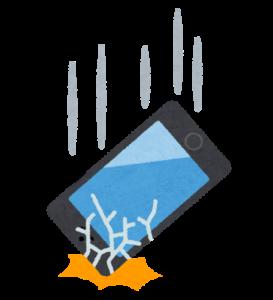 格安SIM SIM 携帯 破損