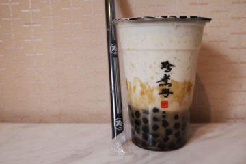 台湾 台北 タピオカミルク 珍煮丹