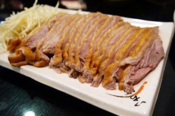 台湾 台北 阿城鵝肉 ガチョウ肉 鵝肉