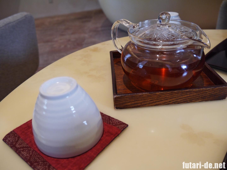 箱根湯本 ちもと 茶のちもと かき氷 ほうじ茶