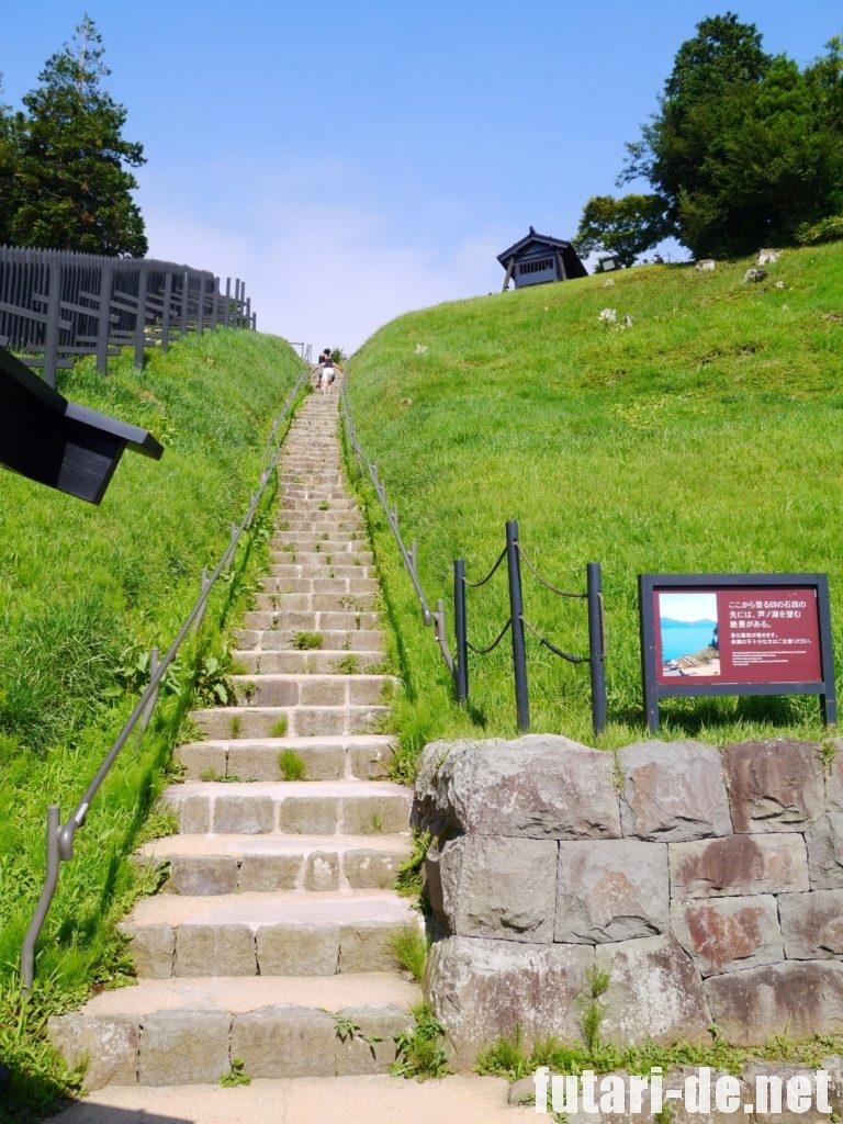 箱根 箱根関所 遠見番所 足軽番所