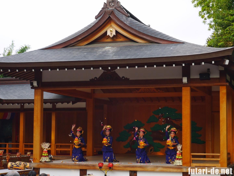 東京 阿佐ヶ谷 阿佐ヶ谷神明宮 能楽殿 バリ舞踊祭