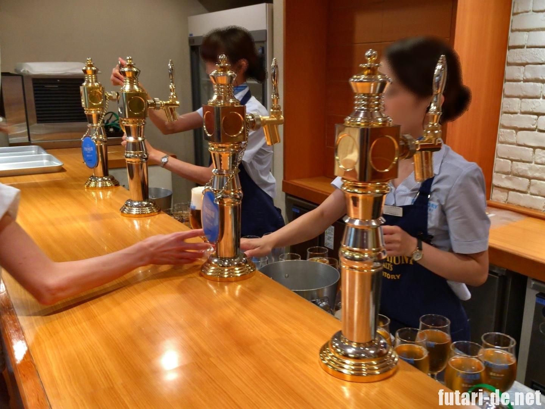サントリー ビール工場 武蔵野ブルワリー ザ・プレミアム・モルツ講座