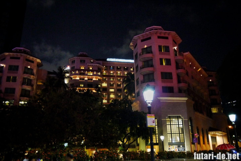 シンガポール クラーク・キー ボート・キー スイソテル マーチャント コート